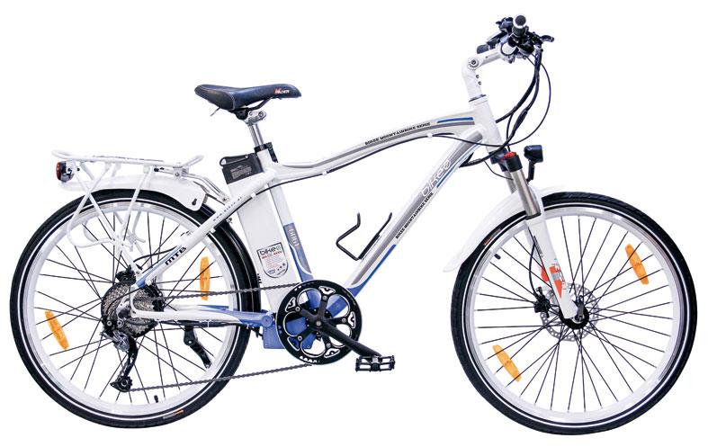 E-Bike Offroad City