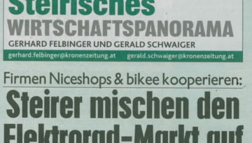 Steirer revolutionieren das Elektro-Fahrrad