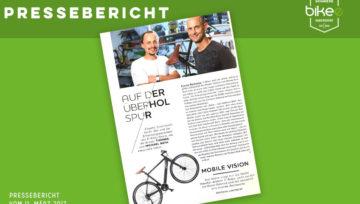 "Pressebericht – Standard ""Geero"""