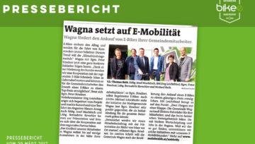 """Pressebericht – Die Woche """"Ministerbesuch"""""""