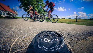 """1.300 Teilnehmer kamen zur Premiere des """"Geero"""" und zur Genuss-Radrundfahrt in der Ökoregion Kaindorf"""