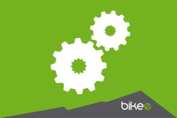 Das bikee Antriebssystem