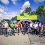 VIP-Runde – Geero: erfolgreiche Premiere der Genuss-Radrundfahrt in Kaindorf