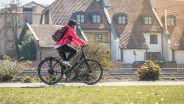 Das Geero Touring-Comfort im Test bei velomotion.de