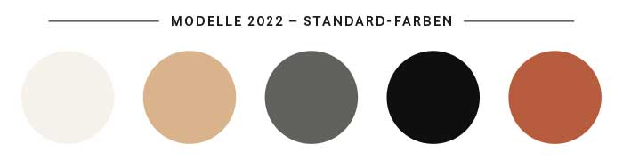 Farbvarianten 2022